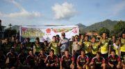 Bupati Barru Buka Turnamen Sepak Bola Dandim Cup II