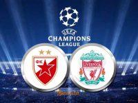 Crvena Zvezda vs Liverpool