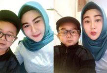 Daus Mini dan Shelvie Hana Wijaya