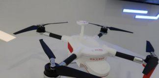 Salah satu drone JD.com (Foto: ANTARAnews)