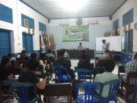 HMI Komisariat Tarbiyah Gelar Pelatihan Advokasi dan Manajemen Aksi