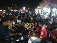 Aliansi Gerakan Rakyat gelar konsolidasi menuntut salah satu oknum petugas PLN Rayon Jampea.