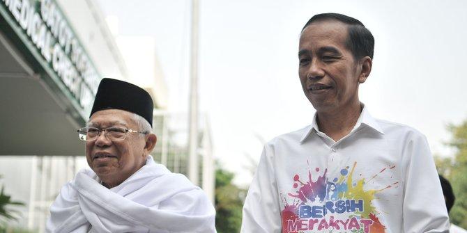Iklan Jokowi-Amin di Media Massa Langgar Aturan