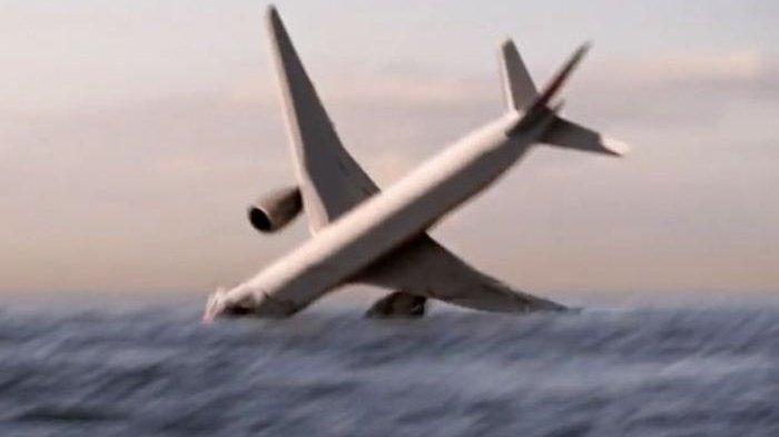 Simulasi Pesawat Jatuh Lion Air disebut hoax