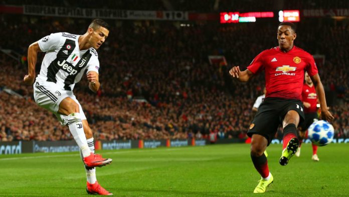 Juventus vs Manchester United (MU)