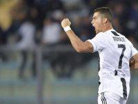 Selebrasi Cristiano Ronaldo (c) Juventus FC