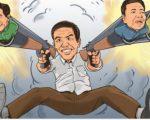 Politik Belah Bambu Jokowi