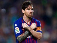 Lionel Messi. © AP