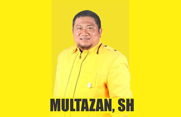 Multazan (Penggagas Rumah Aspirasi Masyarakat RAM 411)