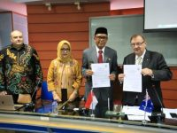 Pemprov Sulsel dan Australia - Indonesia Center Jalin Kerjasama