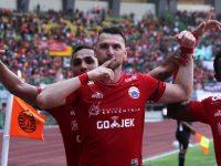 Persija kalahkan Bali United 2-1 melalui kontroversi tambahan waktu
