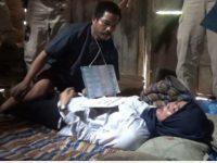 Rekonstruksi kasus pembunuhan Sulasmini
