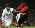 Valencia vs Manchester United