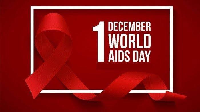 Hari Aids Sedunia, 1 Desember 2018