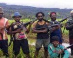 Kelompok Kriminal Bersenjata (KKB) Papua