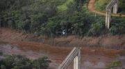 Bendungan di Brasil Runtuh