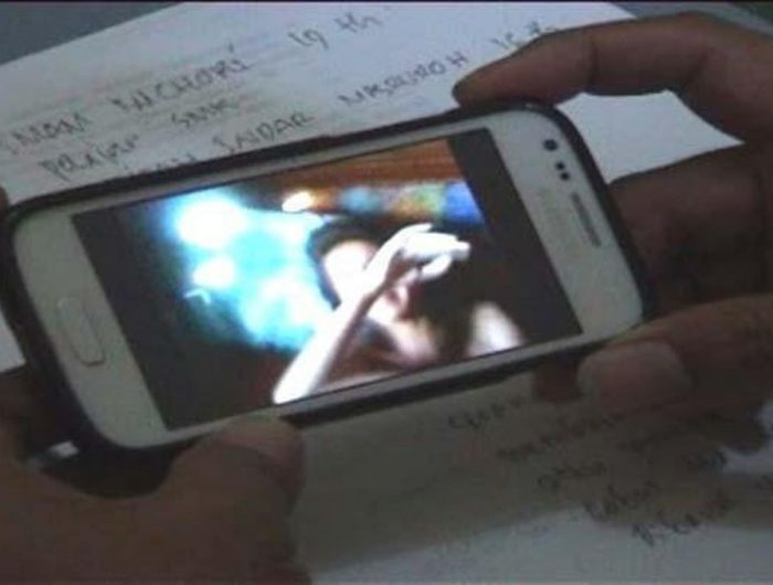 Ilustrasi Video Mesum