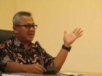 Ketua KPU RI, Arief Budiman
