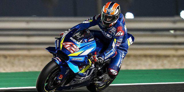 Alex Rins (c) Suzuki