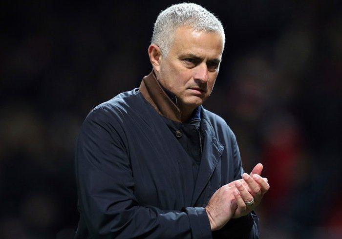 Jose Mourinho. © AP
