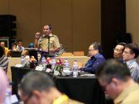 Deklarasi Makassar tuntaskan sanitasi di The Rinra Hotel Makassar, pada Selasa (12/2/2019).