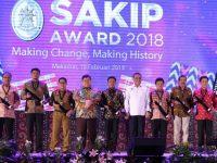 Makassar Raih SAKIP Award Kategori B