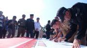 Penandatanganan Deklarasi Anti Politik Uang