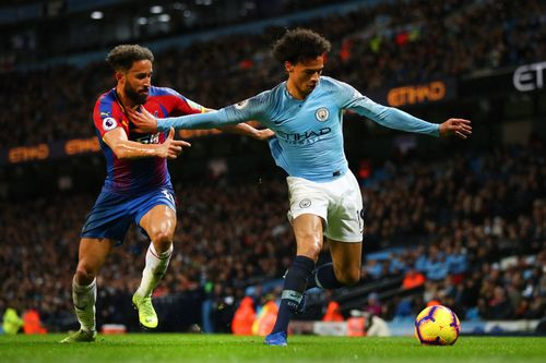 Live Streaming Crystal Palace vs Manchester City.