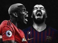 Manchester United vs Barcelona (c) Bola.net