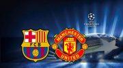 Barcelona vs Manchester United (MU)