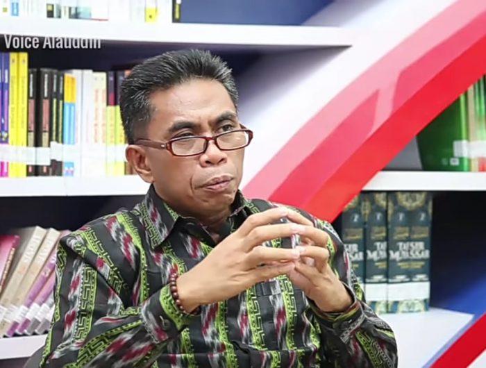 Dr. Mohd Sabri AR (Direktur Pengkajian Materi BPIP RI).