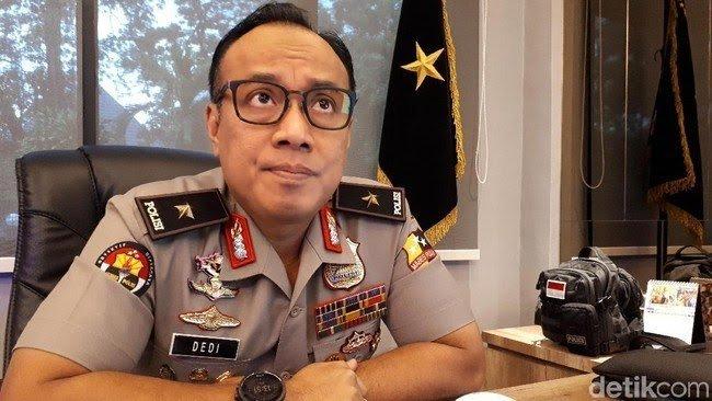 Kepala Biro Penerangan Masyarakat (Karo Penmas) Divisi Humas Polri Brigjen Pol Dedi Prasetyo