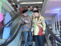 Pj Wali Kota Makassar Dr M Iqbal S Suhaeb menghadiri acara Syawalan 1440 H Pimpinan Wilayah (PW) Muhammadiyah Sulawesi Selatan (Sulsel).