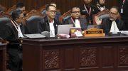 Sidang Perdana Gugatan Pilpres 2019 di MK (Foto: Antara)