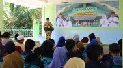 Suasanan Halal Bihalal Desa Palakka Kecamatan Barru Kabupaten Barru.