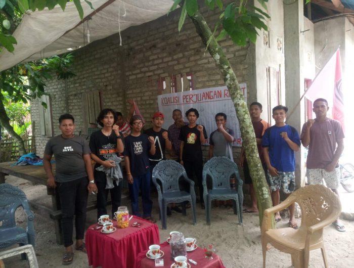 Mahasiswa, tokoh masyarakat dan petani bergabung dalam Koalisi Perjuangan Rakyat (KOPRA). (Foto: Ist)
