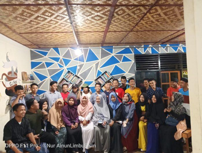 Alumni SMPN 9 Palopo menggelar rapat pembentukan panitia Reuni Akbar dan IKA (Foto: Ist)