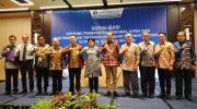sosialisasi Gerbang Pembayaran Nasional (GPN) dan elektronifikasi transaksi keuangan pemerintah daerah di Hotel The Rinra Makassar, Kamis, 20 Juni 2019