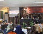 Badan Penanggulangan Bencana Daerah (BPBD) Kota Makassar menggelar Pelatihan Fasilitator Penanggulangan Bencana Tahun 2019 di Hotel Ramayana Makassar