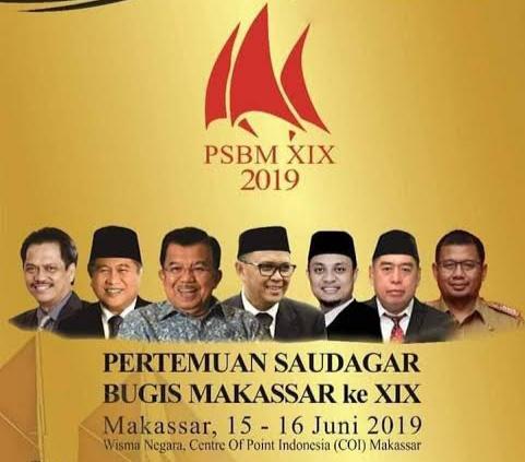 Pertemuan Saudagar Bugis Makassar (PSBM) Tahun 2019.