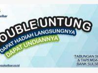Double Untung Bank Sulselbar