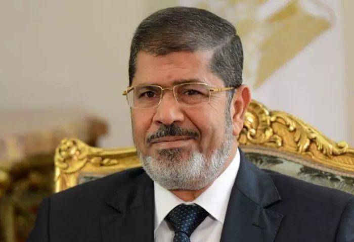 Mohammed Morsi dilengserkan oleh militer tahun 2013, setahun setelah dipilih dalam pemilu. (FOTO: GETTY IMAGES)