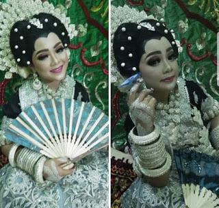 Siswi Cantik Usia 13 Tahun di Sidrap dikabarkan akan menikah hari ini, Sabtu 22 Juni 2019