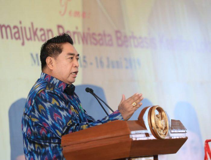 Sekretaris Daerah Provinsi Sulawesi Selatan, Abdul Hayat Gani (Foto: Ist)