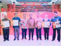 Lima Daerah Raih Penghargaan di Humas Sulsel Expo 2019