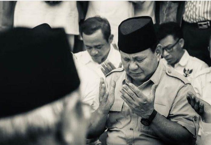 Prabowo Subianto (Foto: Instagram @prabowo)