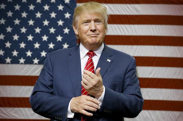 Presiden Amerika Serikat, Donald Trump (AP Photo/LM Otero)