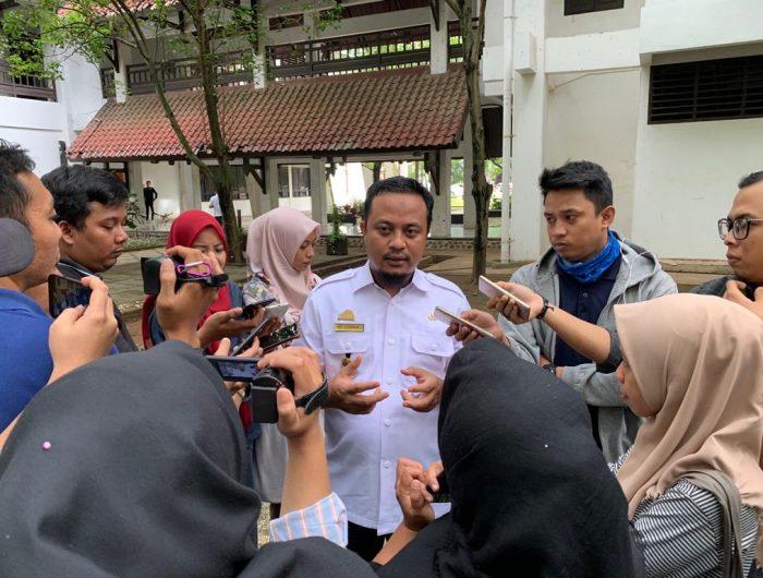 Wakil Gubernur Sulawesi Selatan, Andi Sudirman Sulaiman.