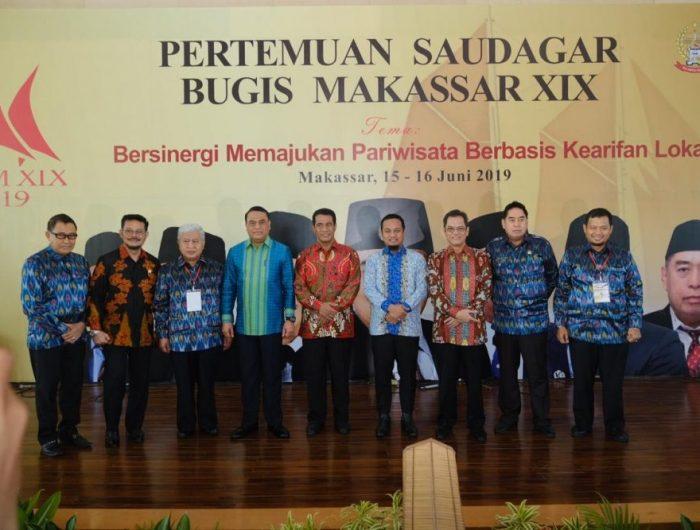 Pertemuan Saudagar Bugis Makassar (PSBM) ke XIX.