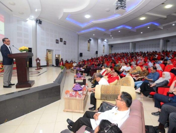 Peluncuran program KKN Profesi Universitas Hasanuddin